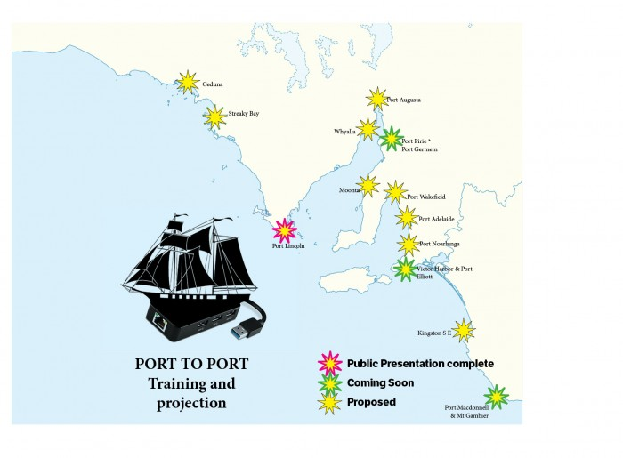 Port to Port Places as at May 2016