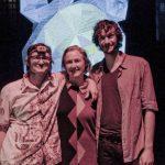 Wally de Backer, Craig Laurendet, Cindi Drennan with Fractured Heart
