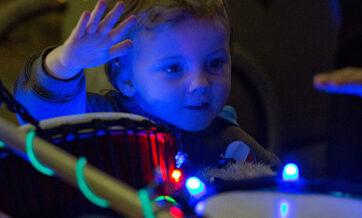 Light Rhythm Plays 5