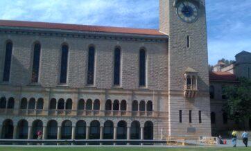 Winthrop Hall - Architectural Surveys 06