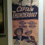 Captain Thunderbolt film poster