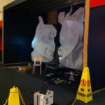 Fractured Heart in its new display space at NFSA