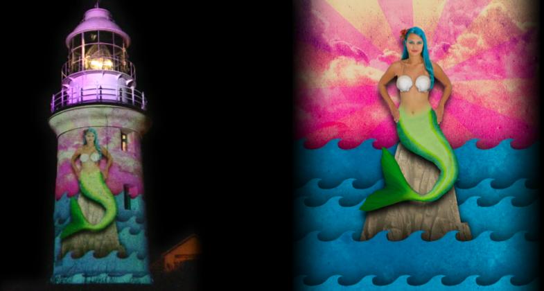 The Mermaid sings