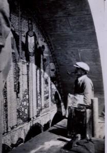 Napier Waller Mosaic