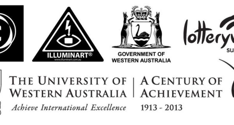 LuminousHall Sponsor and Supporter logos