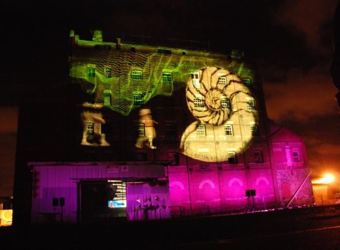 Harts Mill Inhabited (Scene 7 - Creative Futures)