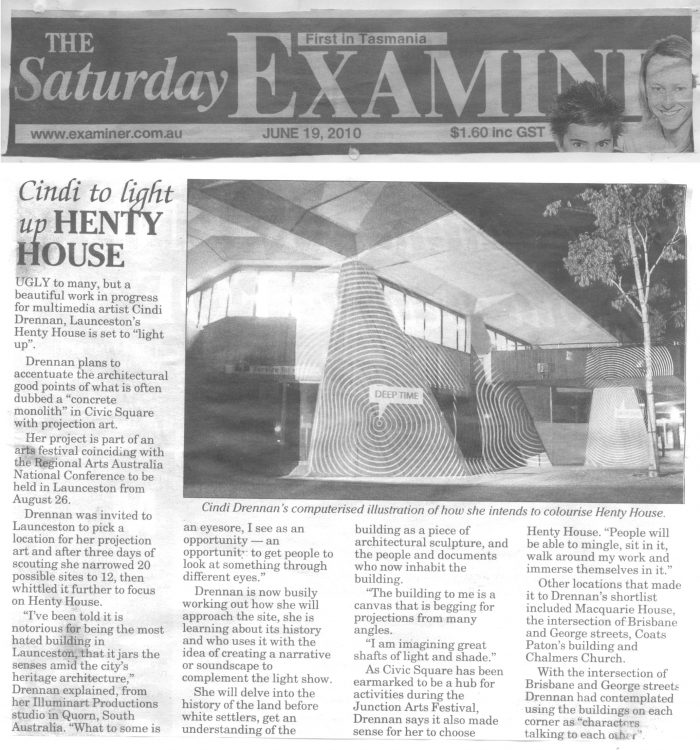 Landed Examiner Article