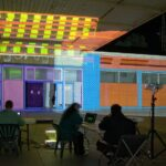 Cindi Drennan ~ illuminart ~Projection Mapping Workshop Masterclass Renmark