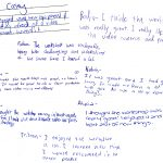 What the Students Said at Roxby Downs Multimedia Workshop