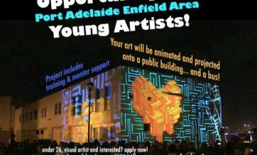 Night Mural 2014 Young Artist EOI