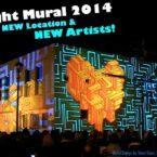 Night Mural Flyer