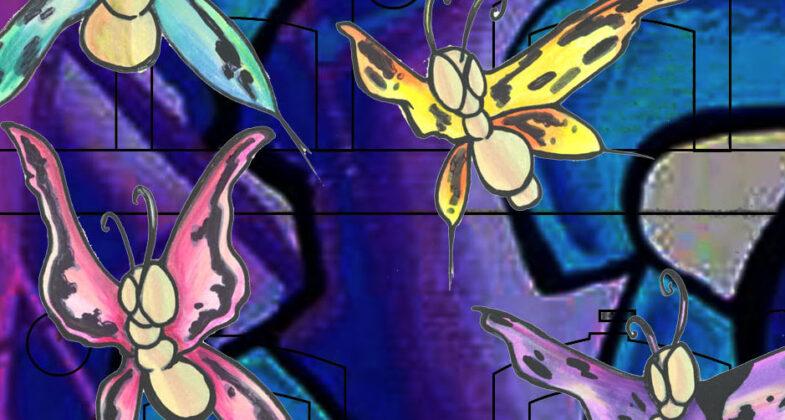 Amy Le Fleur Art Segment