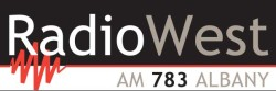 Radio West Logo