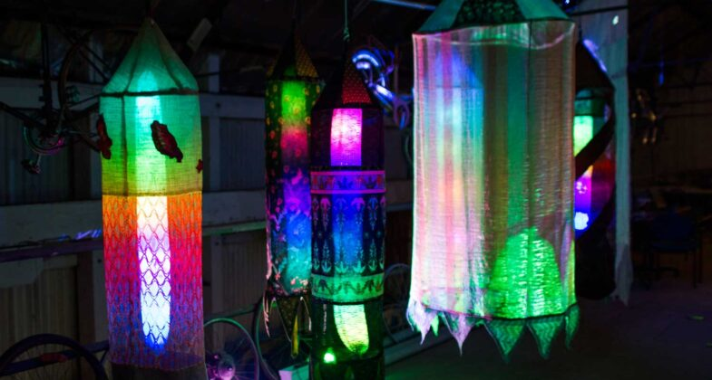 illuminart Interactive Mood Lantern