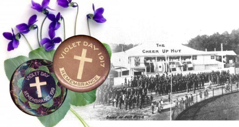 Violet Day Centenary