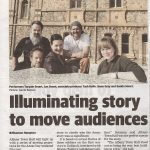 Albany Advertiser Article
