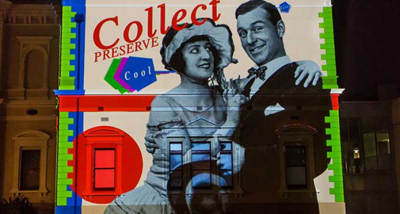 Story Wall - Collect and Preserve