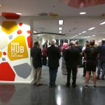 Story Wall - Launch in the Hub