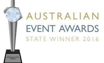 State Winner Logo Australian Event Awards