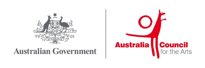 logo Australia Council for the Arts