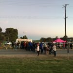 Booleroo Travelling Light - The Queue for Doughnuts!