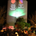 Port Pirie Travelling Light - A view from among audience