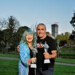 Jack Fenby, Photo shoot for Adelaide Fringe, Illuminart. Yellaka and Novatech celebrating two awards for Yabarra